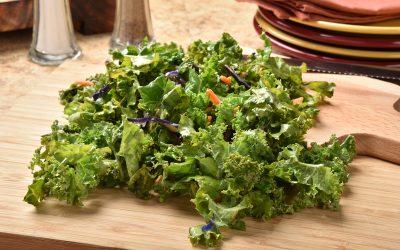 [Almost] Killer Kale Salad
