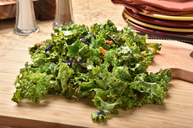 [Almost] Killer Kale Salad