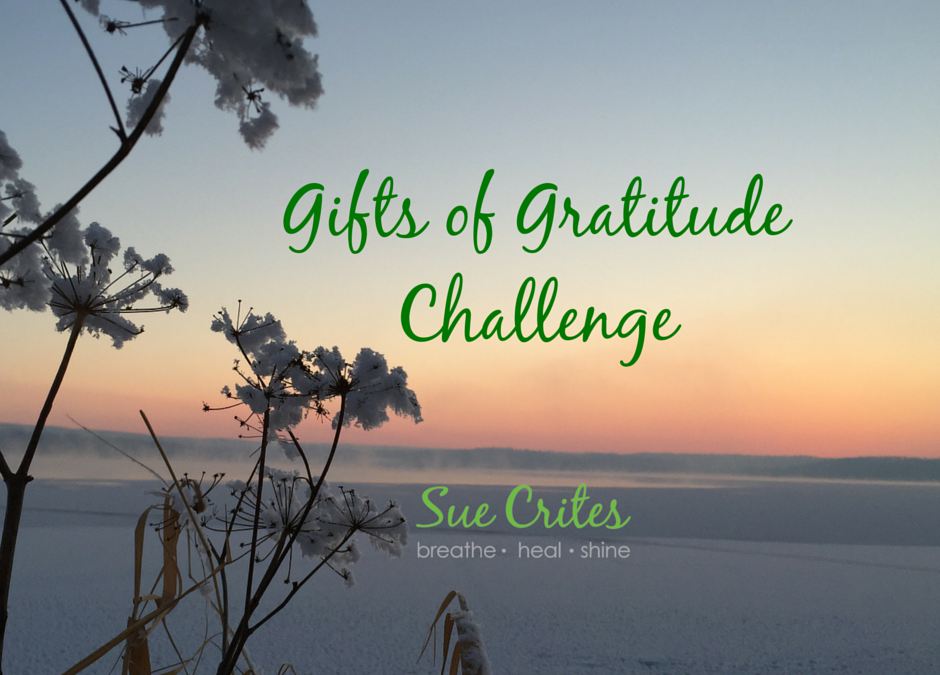 Gifts of Gratitude: A 31-Day Challenge!