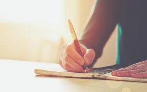 happiness, gratitude, Journaling