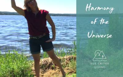 Harmony of the Universe Qigong Exercise
